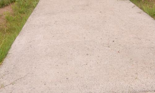 COB pereable walking trl