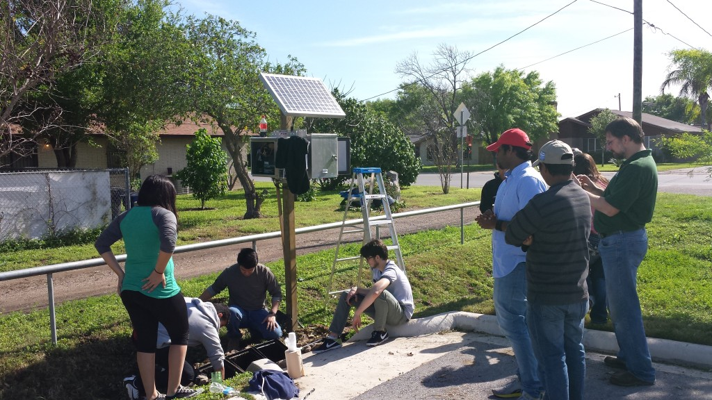 South Texas College - Lower RGV Stormwater Management